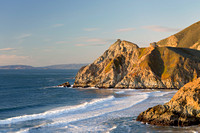 On the main maritime route to San Francisco, the Colorado Reef stretches from Montara to the Mavericks surf break.
